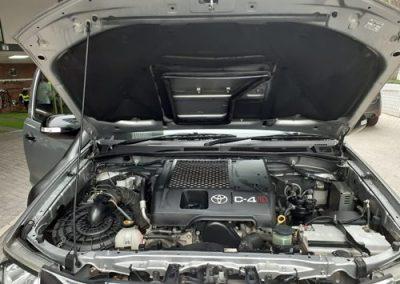 Engine After Wash