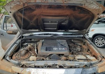 Engine Before Wash